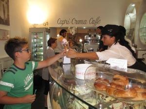 Capri Crema Cafe